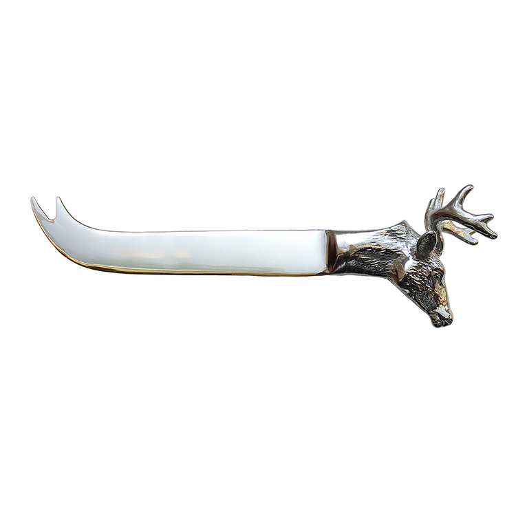 stag cheese knife Product Image