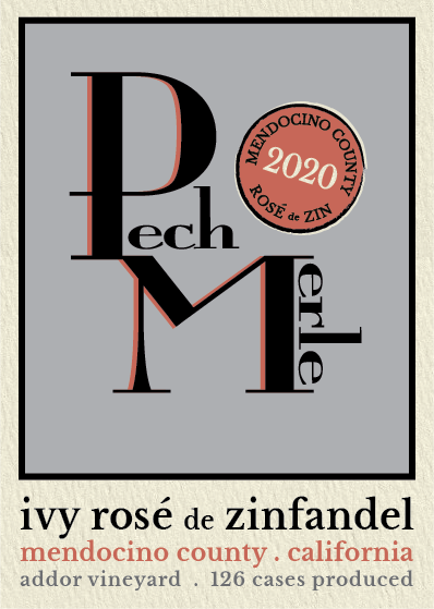 Product Image for 2020 Ivy Rose de Zinfandel